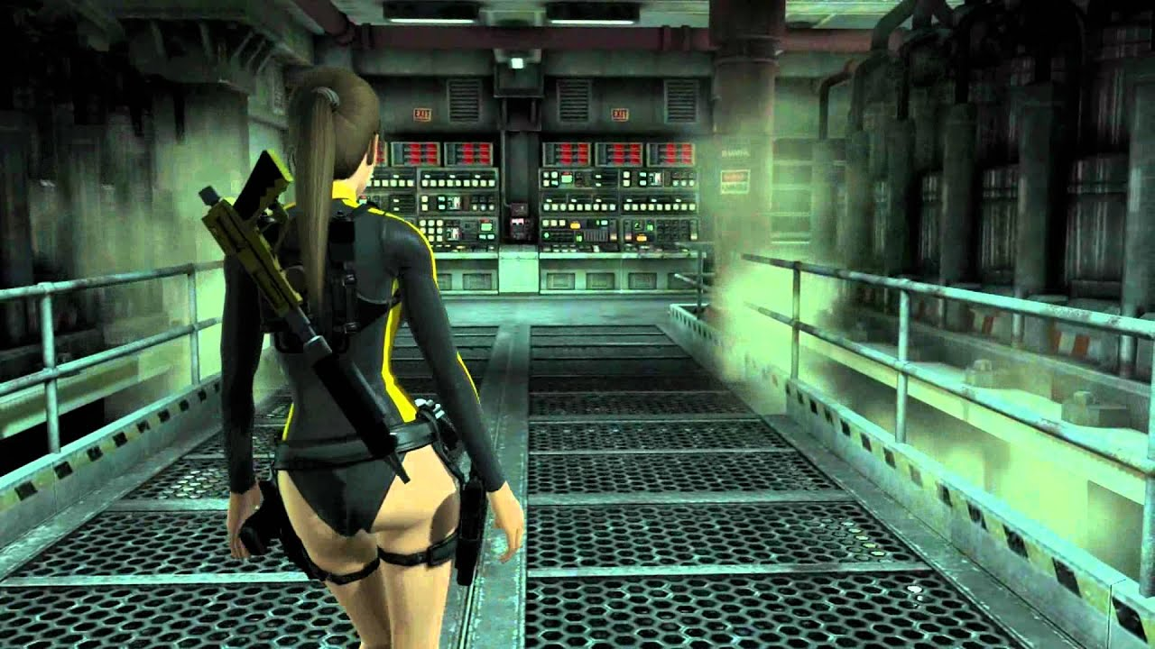 Tomb Raider Underworld Maxed Out Settings Gameplay Kraken