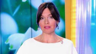 Анастасия Чернобровина Утро России Эфир от 06.05.2021