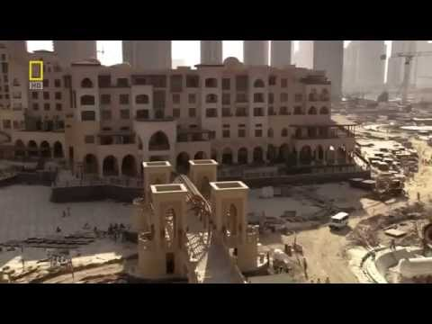 The World's Largest Shopping Mall   The Dubai Mall   Mega Structures Documentary