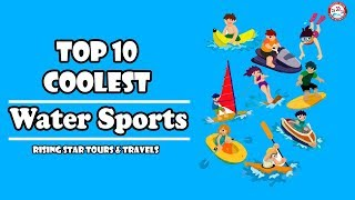 Top 10 Coolest Water Sports