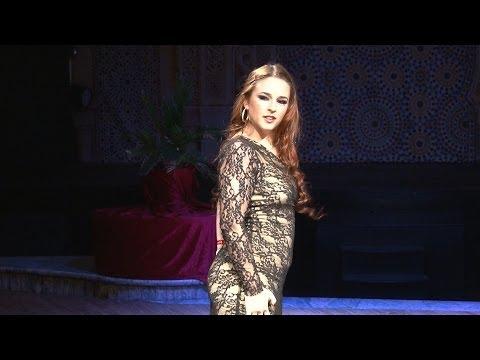 Salima Danza Oriental - Flamenco - Desert Rose Bellydance Festival 2014