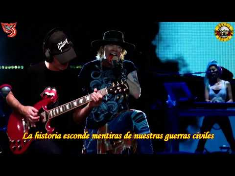 Guns N´ Roses 2017 Best Covers By RollingBilbao HD