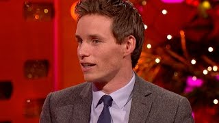 Eddie Redmayne Had His Sexual Awakening During The Lion King - The Graham Norton Show - BBC One