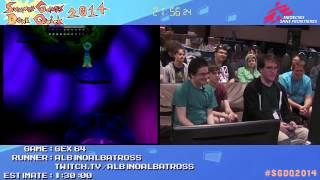 Gex 64 by AlbinoAlbatross in 1:05:19 - SGDQ2014 - Part 46