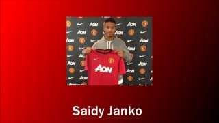 Manchester United Sign Marouane Fellaini And Saidy Janko