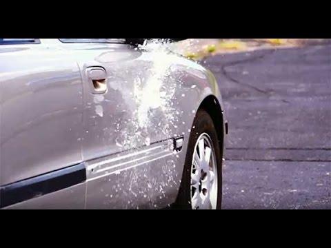 Spud Gun Hail from Erie Insurance