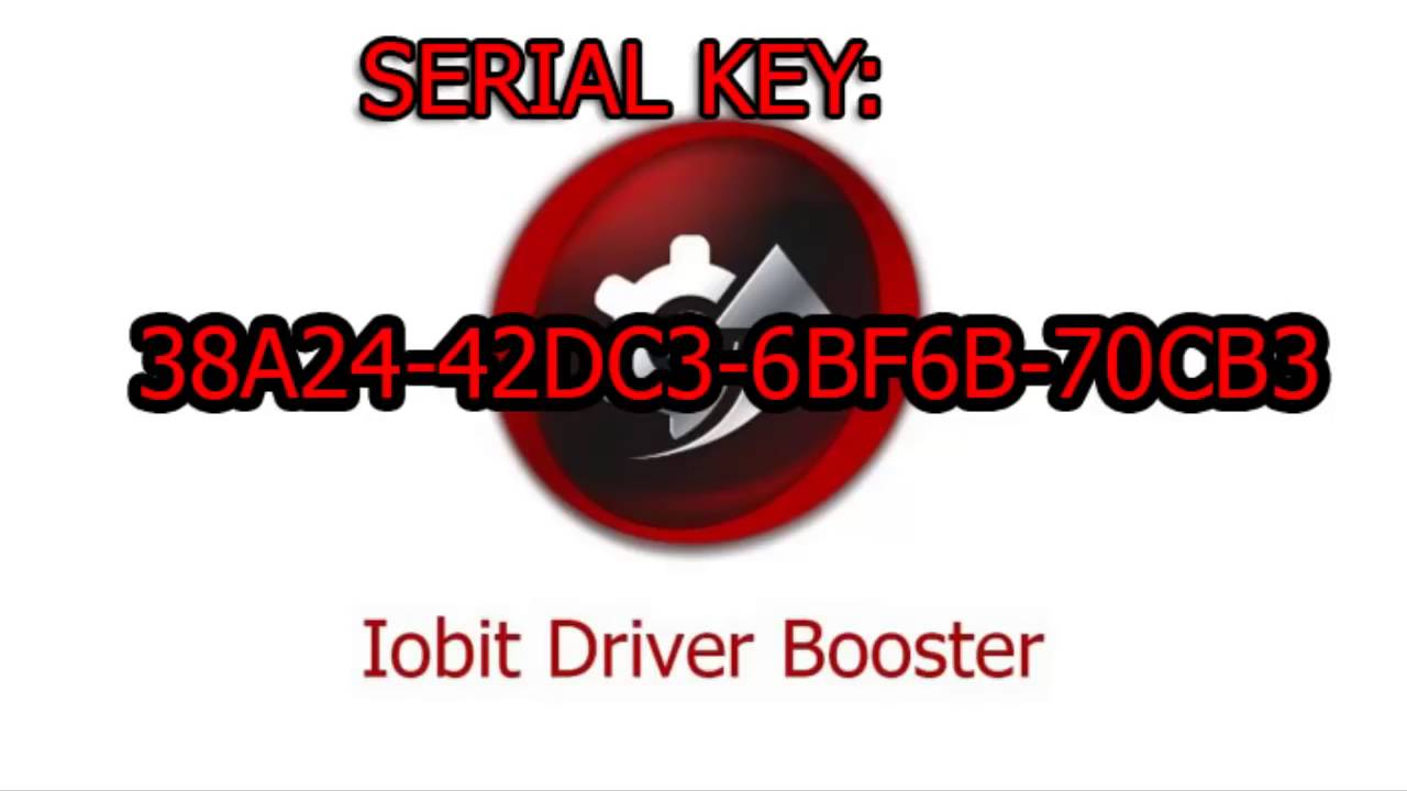 driver booster 3 5 serial