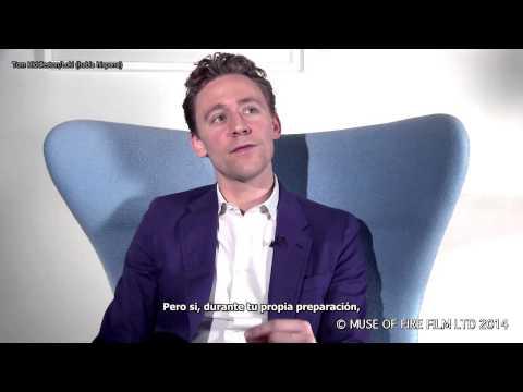 Tom Hiddleston sobre Shakespeare - Muse of fire (subtitulado)