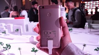 Nubia N1 hands on review [CAMERA, GAMING, BENCHMARKS]