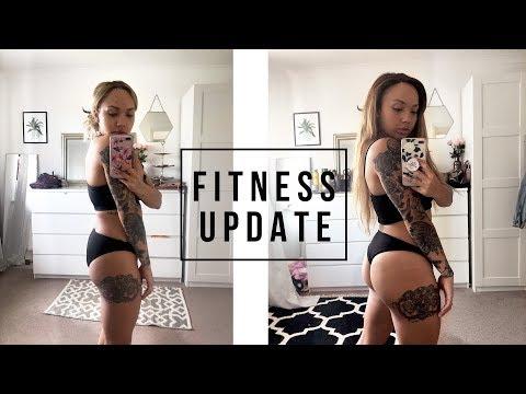 MY 6 MONTH WEIGHT TRAINING UPDATE ����♀️