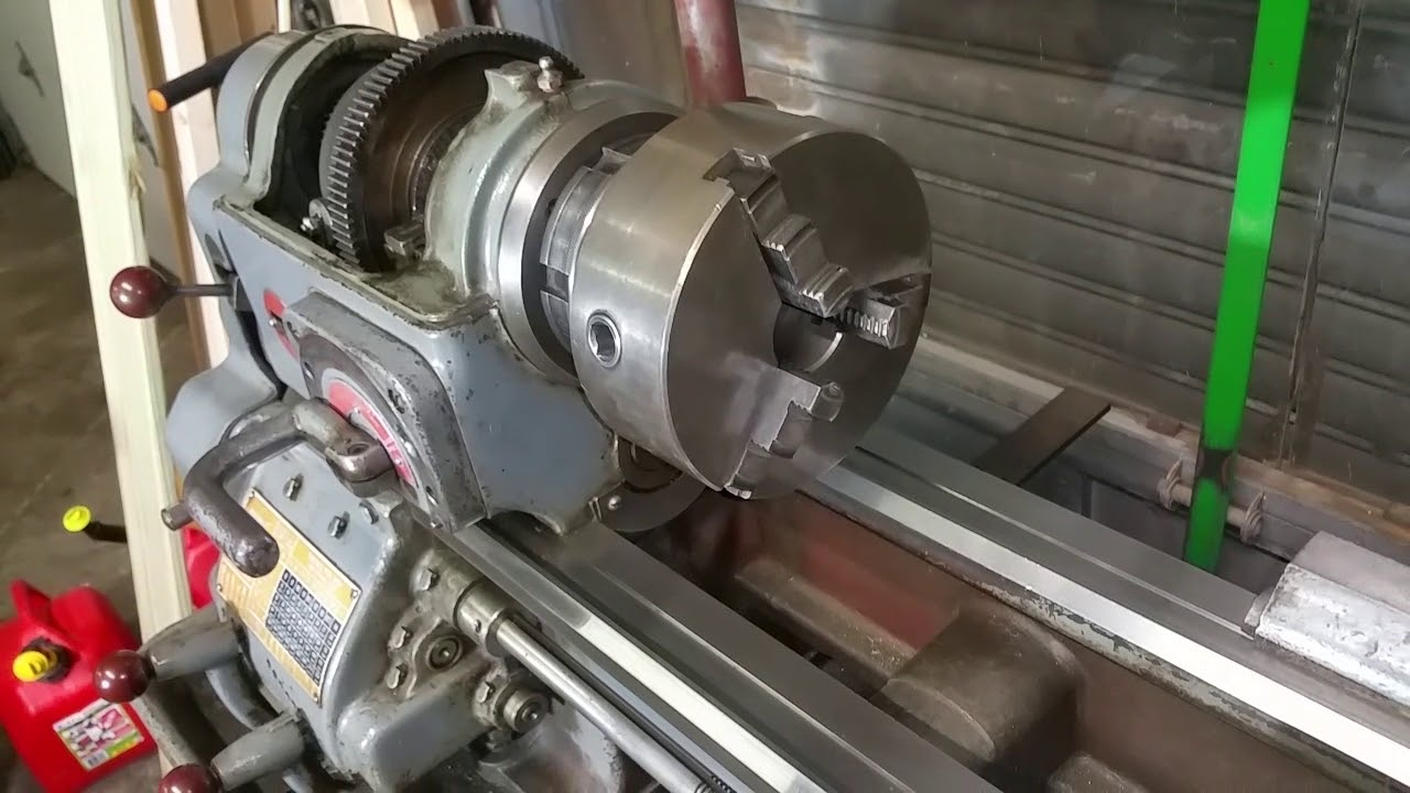 Rockwell Metal Lathe Parts