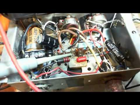 Teletone 67-600E Record Player - Reduce Hum and Buzz 3