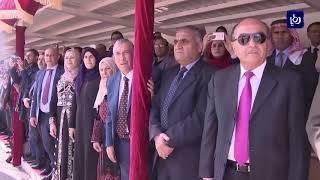 القائد الأعلى يرعى حفل تخريج الفوج الثاني من ضباط فرسان المستقبل - (19-11-2018)