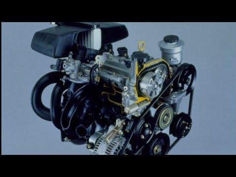 Toyota 1SZ-FE Механизм ГРМ