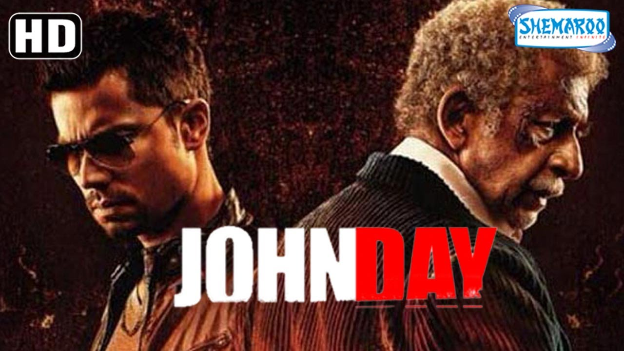 John Day Hindi HD movie | Naseeruddin Shah, Randeep Hooda | watch online