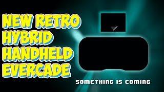 The Evercade - A NEW Cartridge Based Retro Hybrid Handheld Console!