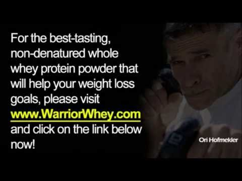 Organic Whey Protein Powder Without Soy Benefits