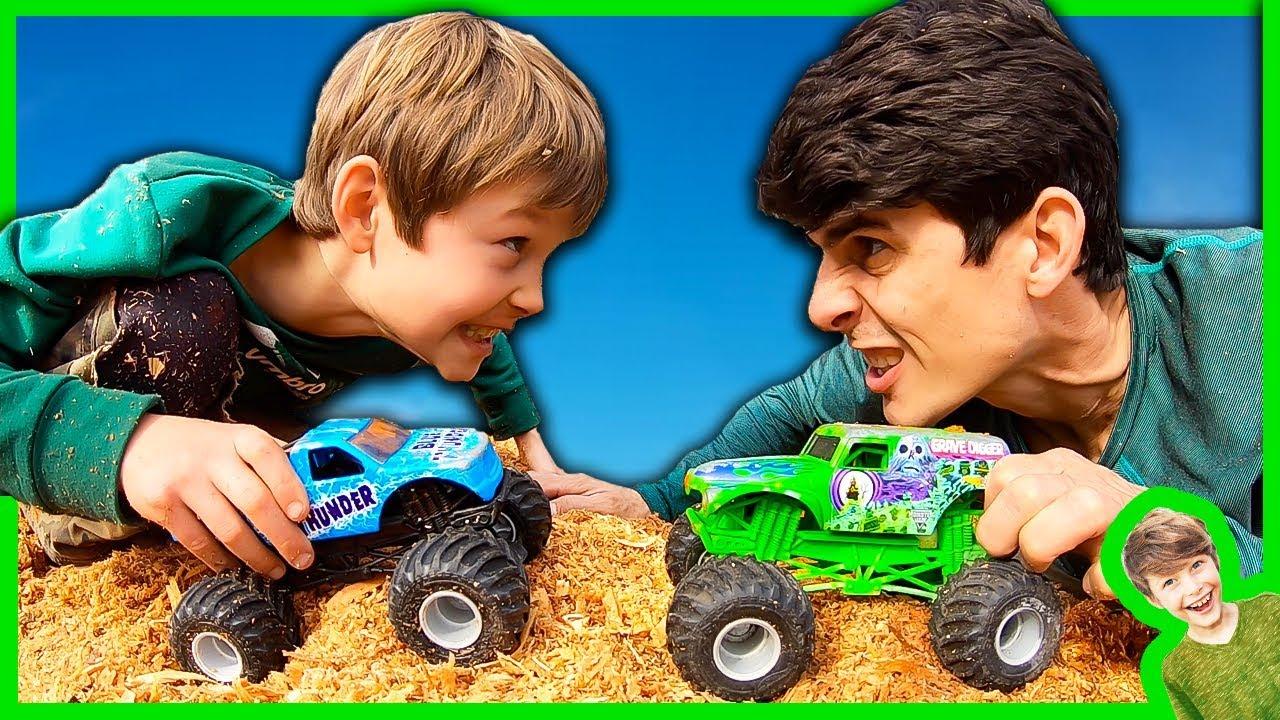 Monster Trucks King Of The Hill Youtube
