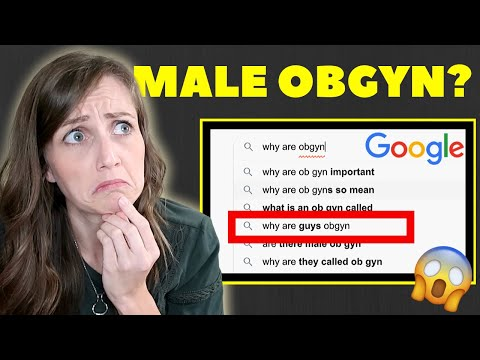 ObGyn Autocomplete | Doctors Are...SO MEAN?!