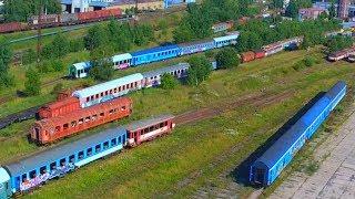 Baixar Cintorin Vlakov - Ceska Trebova - Ivan Donoval - Urbex Dokument