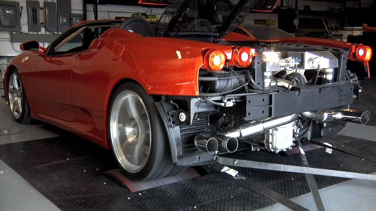 underground racing 1000 hp twin turbo ferrari f430 spider youtube. Black Bedroom Furniture Sets. Home Design Ideas