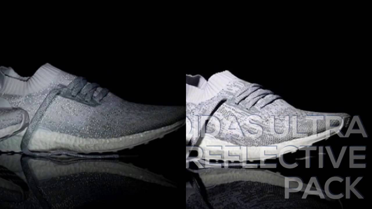 ADIDAS ULTRA BOOST REFLECTIVE PACK   PEACE X9 - YouTube 42250d0ec