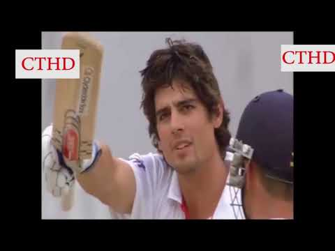 Alastair Cook Tribute  100 Test Matches HD