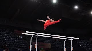 Zou Jingyuan (CHN) PB - 2019 Worlds Stuttgart - Podium Training