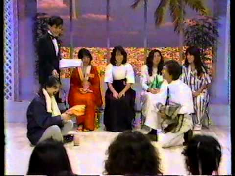 SANMA NO GOMENNE WAGAMMADE TV OSAKA JAPAN 1986