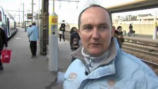 Transports : des médiateurs sur la ligne N de la SNCF