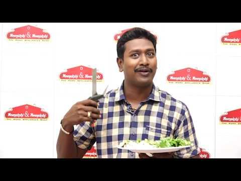 clever cutter Meenakshi And Meenakshi Salem
