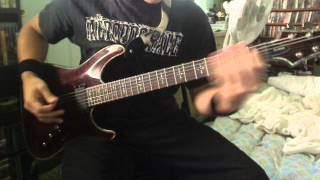 P.O.D. - Higher (Guitar Cover)