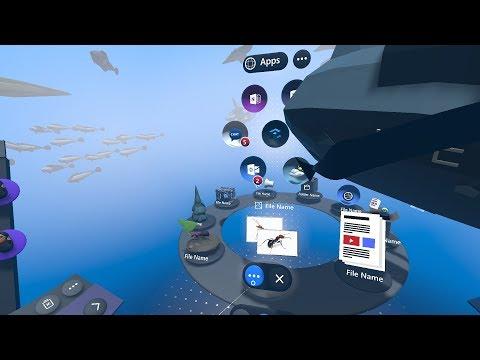 Microsoft Maquette LIVE SHOW |