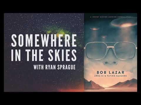Ryan Sprague with Jeremy Corbell - Bob Lazar: Area 51 & UFOs Mp3