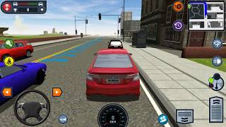 Car Driving School Simulator 2018 #5 BEST DRIVE IN CITY Android Gameplay HD