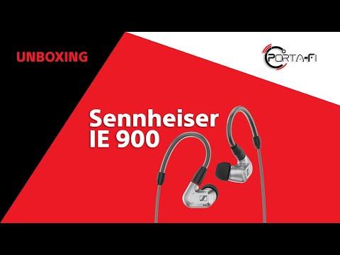 Sennheiser IE 900 Unboxing | Porta-Fi™