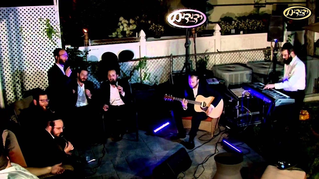 Menachem Moskowitz and Yedidim Choir, Nigun Hastureh | ניגון הסתרה מנחם מושקוביץ ומקהלת ידידים