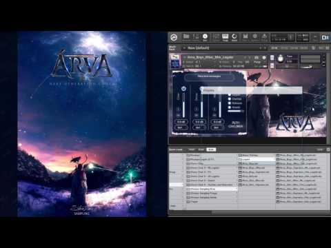 Arva Playthrough