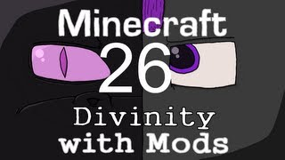 Minecraft: Divinity with Mods(26): A Different Type of Farming