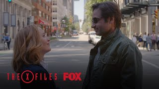 Scully Expresses Her Worry For Mulder   Season 10 Ep. 1   THE X-FILES