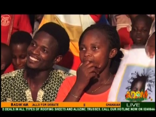 Badwam Ahosepe on Adom TV (14-12-18)