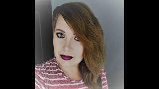 OMG!!! ВЕЧЕРНИЙ МАКИЯЖ для смелых девушек | Roсk makeup | ВИДЕО УРОК по созданию вечернего макияжа