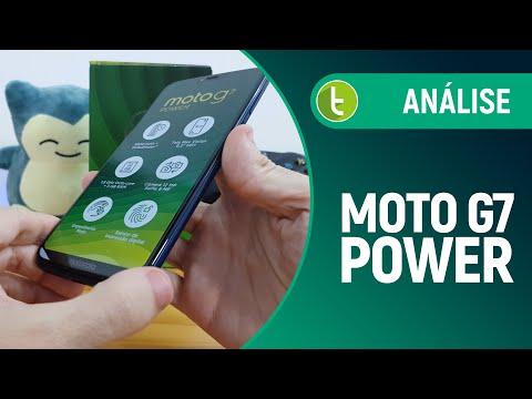 Moto G7 Power sucede G6 Play com mais bateria e sem descuidar do resto | Análise / Review