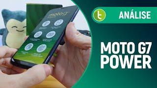 Moto G7 Power sucede G6 Play com mais bateria e sem descuidar do resto   Análise / Review