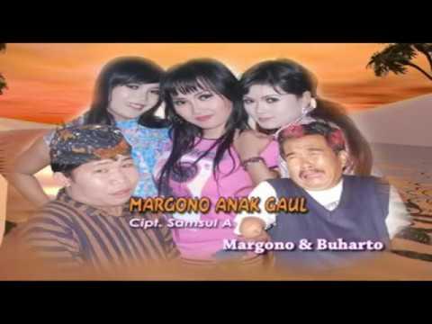 Anak Gaul - Margono Feat Buarto [OFFICIAL]