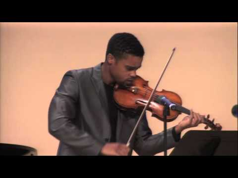 Mr. Gareth Johnson - Violinist/Composer