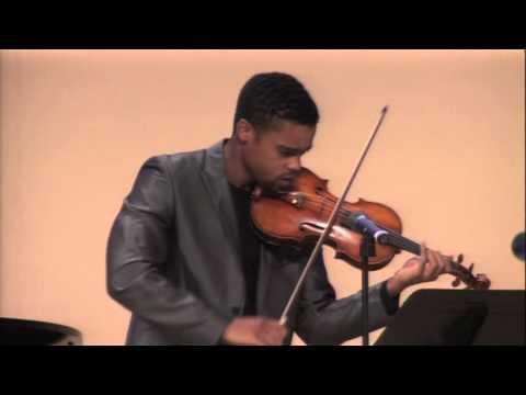 Mr. Gareth Johnson - Violinist/Composer