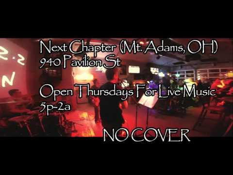 Next Chapter Music Promo - (Mt. Adams- Cincinnati, OH)