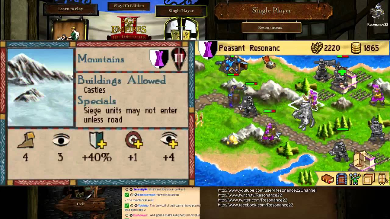 age of empires ds game
