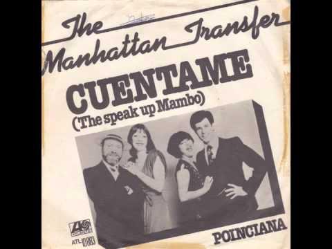 The Manhattan Transfer - Cuentame